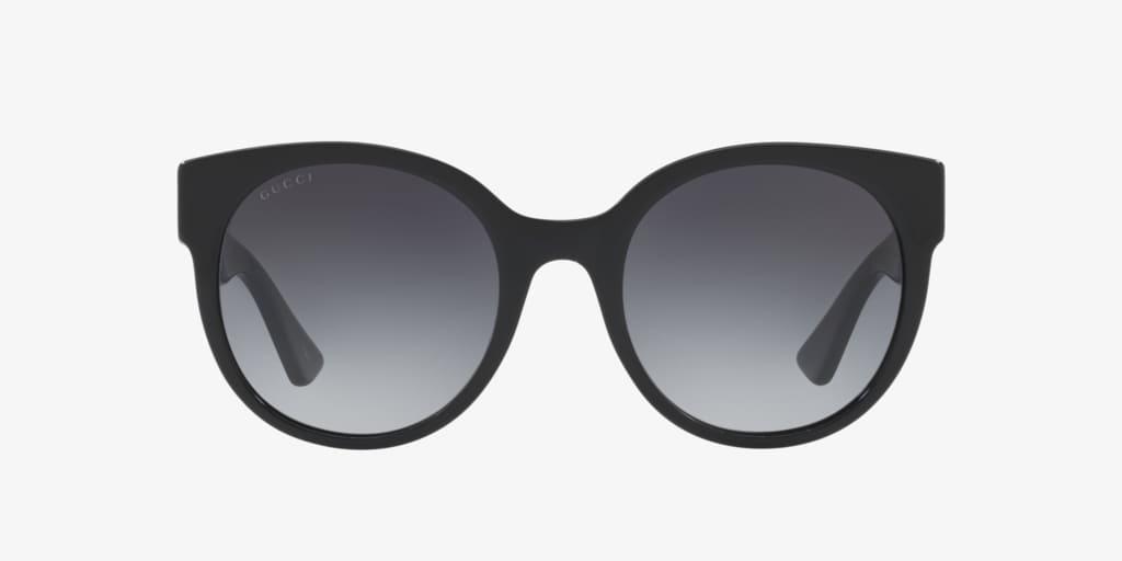 Gucci GG0035S Black Sunglasses