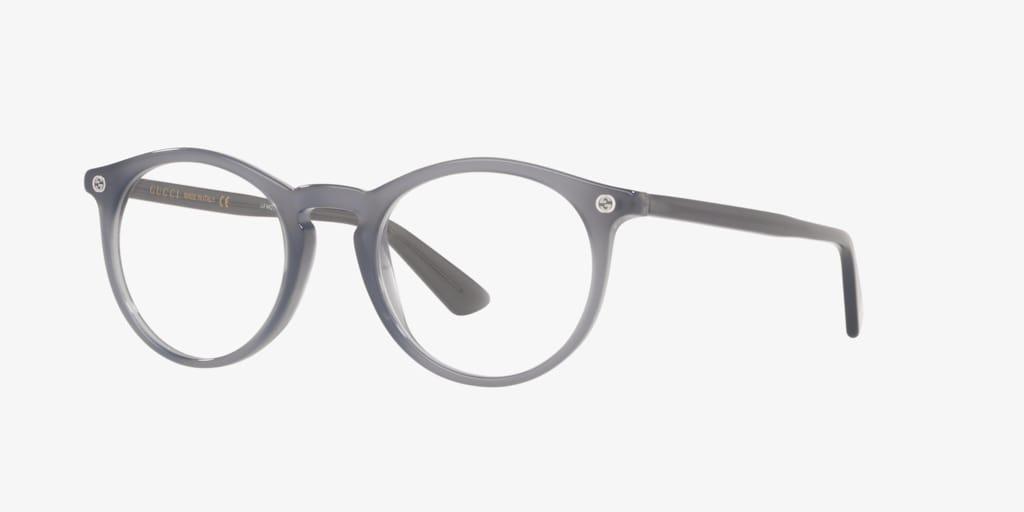 Gucci GG0121O Grey Eyeglasses