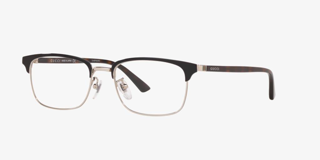 Gucci GG0131O Blue Eyeglasses