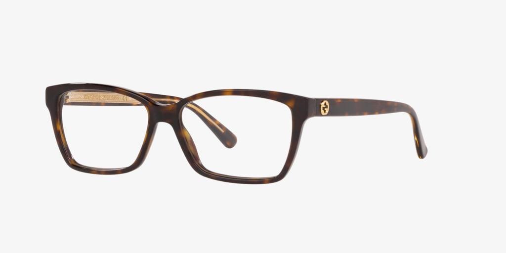 Gucci GG0312O Tortoise Eyeglasses