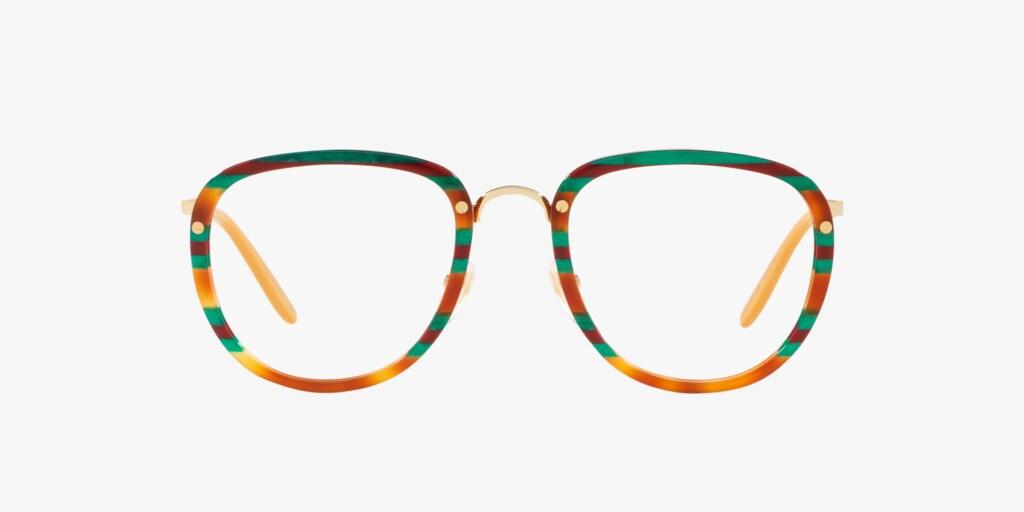 Gucci GG0675O Tortoise Eyeglasses