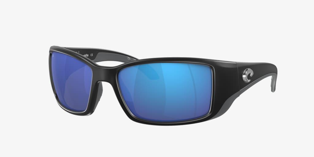 Costa Del Mar BLACKFIN Matte Black Sunglasses