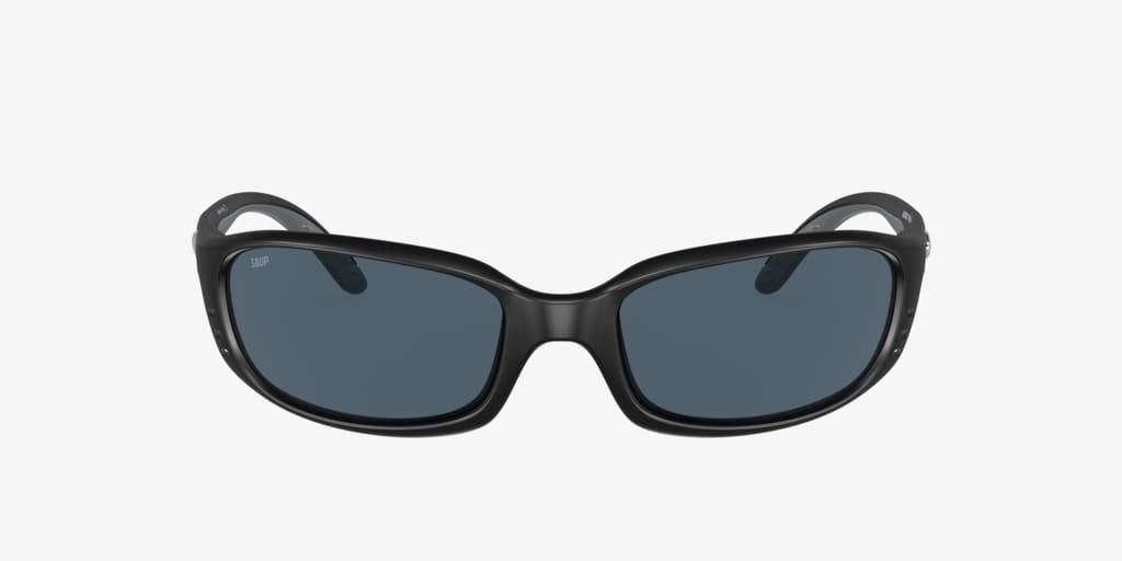 Costa Del Mar BRINE Matte Black Sunglasses