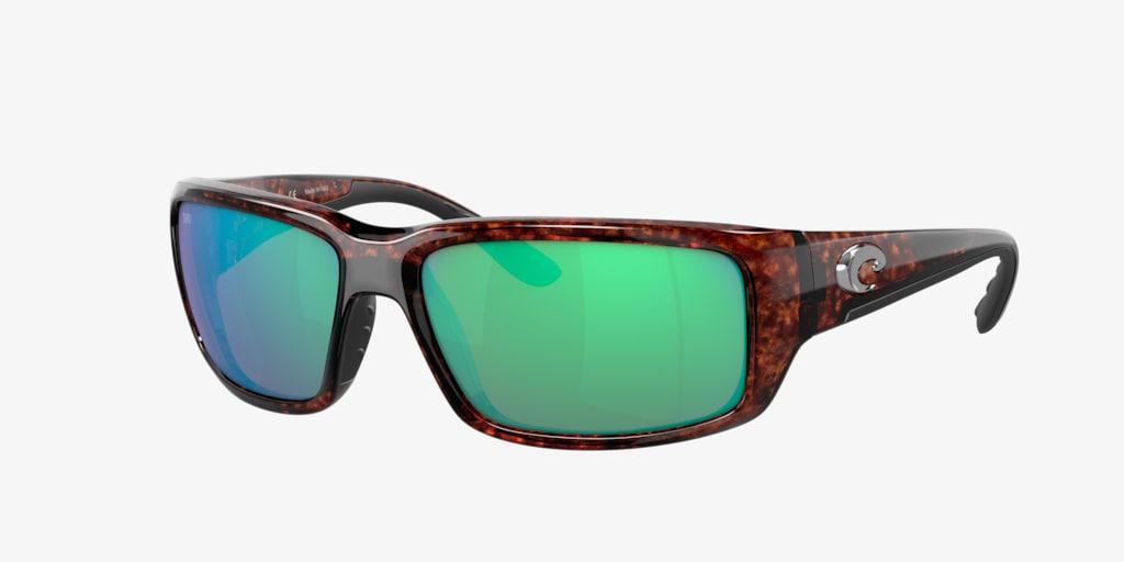 Costa Del Mar FANTAIL POLARIZED 59 Tortoise Sunglasses
