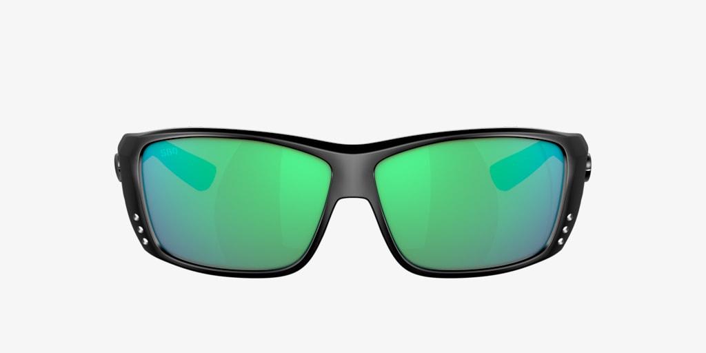 Costa Del Mar CAT CAY POLARIZED 61 Black Sunglasses