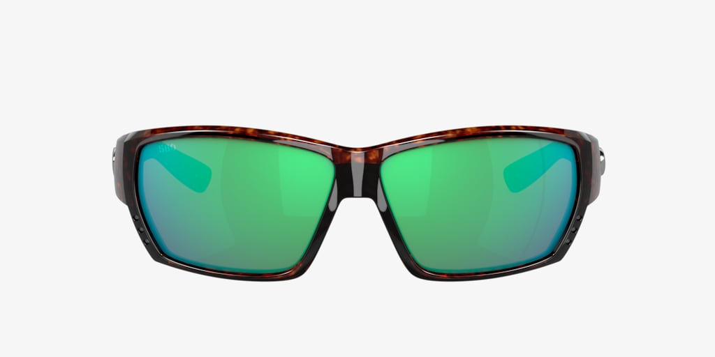 Costa Del Mar CDM TUNA ALLEY 62 Tortoise Sunglasses