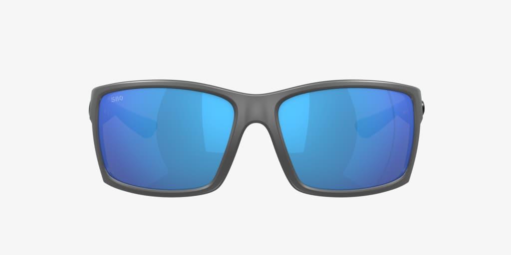 Costa Del Mar REEFTON 64 Matte Grey Sunglasses