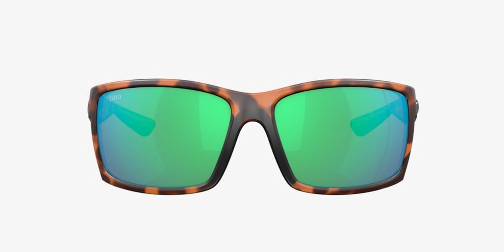 Costa Del Mar REEFTON 64 Tortoise Sunglasses