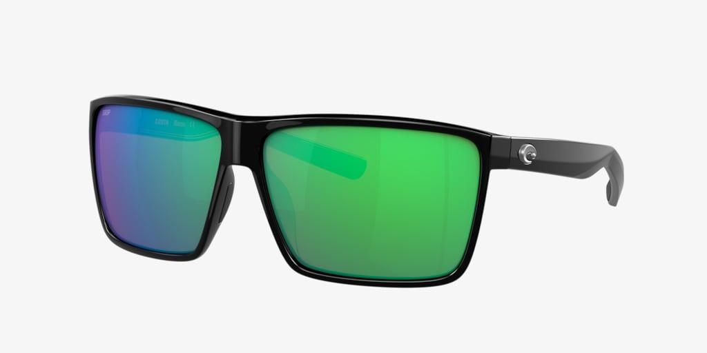 Costa Del Mar Rincon 64 Shiny Black Sunglasses
