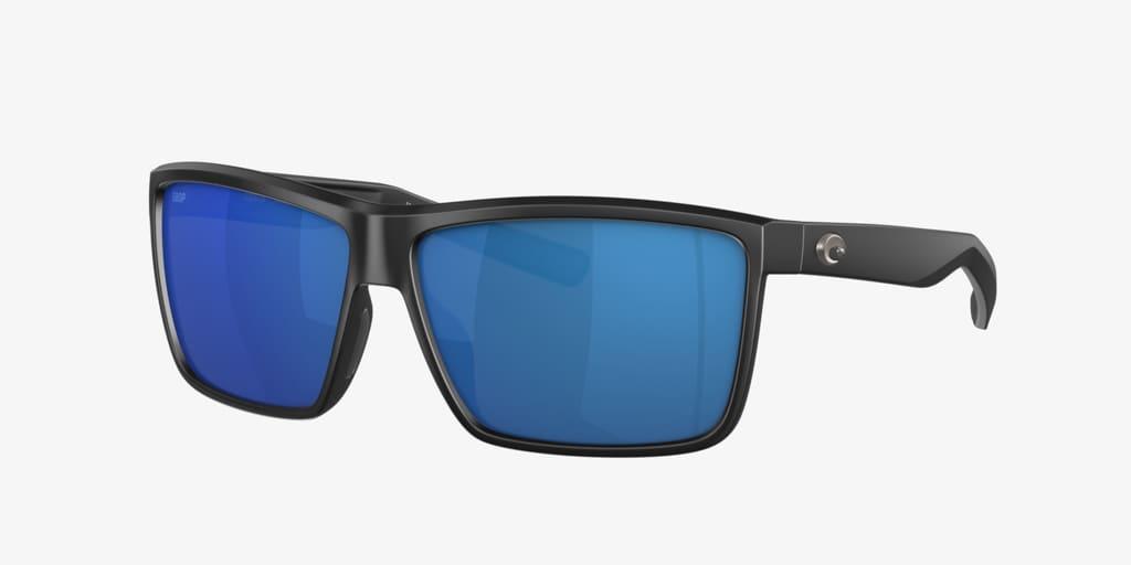 Costa Del Mar RINCONCITO 60 Matte Black Sunglasses